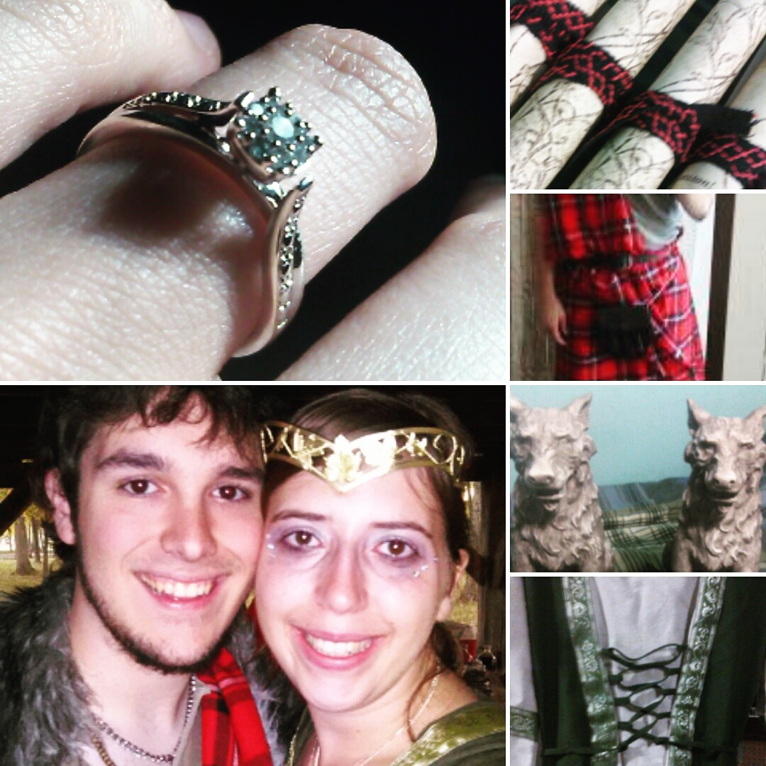 Engagement Collage